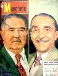 Manchete Magazine [Brazil] (13 September 1958)