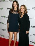 Saffron Burrows and Alison Balian