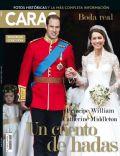 Caras Magazine [Peru] (5 May 2011)