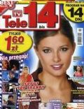 Agnieszka Sienkiewicz on the cover of Ekran TV (Poland) - May 2012