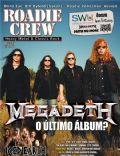 Roadie Crew Magazine [Brazil] (December 2011)