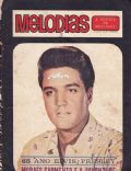 Elvis Presley on the cover of Melodias (Brazil) - February 1965