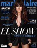 Lea Michele on the cover of Marie Claire (Mexico) - August 2013