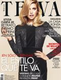 Cato Van Ee on the cover of Telva (Spain) - September 2012