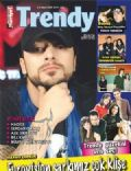 Hayko Cepkin on the cover of Trendy (Turkey) - March 2009