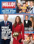 Hello! Magazine [Canada] (21 November 2011)