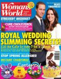 Woman's World Magazine [United States] (25 April 2011)