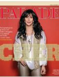 Cher on the cover of Parade (United States) - November 2010