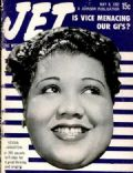 Velma Middleton on the cover of Jet Magazine (United States) - May 1952