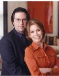 Dr. Robert Levine and Mary Tyler Moore