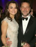 Russell Crowe and Samantha Barks