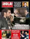Hola! Magazine [Colombia] (31 January 2013)