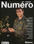 James Franco on the cover of Numero Homme (France) - March 2014