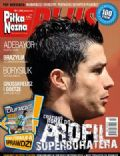 Cristiano Ronaldo on the cover of Pi Ka No Na Plus (Poland) - March 2011