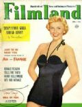 Doris Day on the cover of Filmland (United States) - December 1952