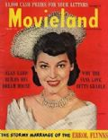 Ava Gardner on the cover of Movieland (United States) - February 1949