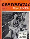 Continental Film Review Magazine [United Kingdom] (September 1958)