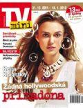 TV Mini Magazine [Czech Republic] (31 December 2011)