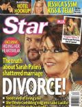 Sarah Palin, Todd Palin, Todd Palin and Sarah Palin on the cover of Star (United States) - August 2009