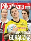 Robert Lewandowski on the cover of Pika Nona (Poland) - July 2012