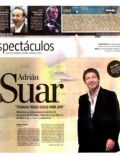 Adrián Suar on the cover of La Nacion (Argentina) - May 2011
