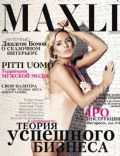 Maxli Magazine [Ukraine] (February 2012)