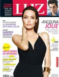 Angelina Jolie on the cover of Luz (Argentina) - May 2014