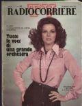 TV Radiocorriere Magazine [Italy] (23 February 1975)