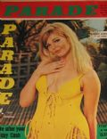 Karen Jensen on the cover of Parade (United Kingdom) - April 1968