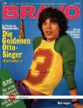 Mick Jagger on the cover of Bravo (Germany) - May 1971