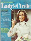 Mary Tyler Moore on the cover of Ladys Circle (United States) - April 1973