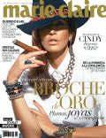 Cindy Crawford on the cover of Marie Claire (Mexico) - December 2013