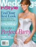 Melania Trump on the cover of Instyle Weddings (United States) - March 2005