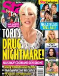 Tori Spelling on the cover of Star (United States) - May 2014