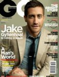 Jake Gyllenhaal on the cover of Gq (South Africa) - August 2014