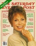 Mary Tyler Moore on the cover of The Saturday Evening Post (United States) - December 1995