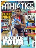 Athletics Weekly Magazine [United Kingdom] (22 March 2012)