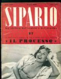 Sipario Magazine [Italy] (July 1948)