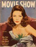 Movie Show Magazine [United States] (July 1945)