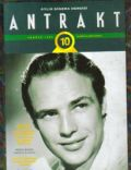 Marlon Brando on the cover of Antrakt (Turkey) - July 1992