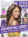 Vanessa Hudgens on the cover of People Style Watch (United States) - September 2009