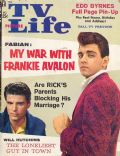 Fabian, Ricky Nelson on the cover of TV Picture Life (United States) - October 1959