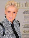 Xuxa Meneghel on the cover of Dia A Dia (Brazil) - December 2013