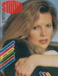 Studio Magazine [Croatia] (22 January 1988)
