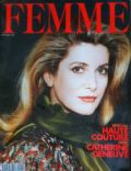 Femme Magazine [France] (September 1989)