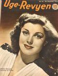 Uge-Revyen Magazine [Denmark] (25 September 1945)