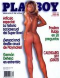 Playboy Magazine [Mexico] (January 1997)