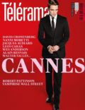 Robert Pattinson on the cover of Telerama (France) - May 2012