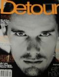 Ethan Hawke on the cover of Detour (United States) - November 1997