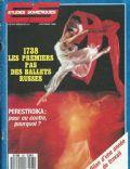 Etudes Sovietiques Magazine [France] (October 1988)